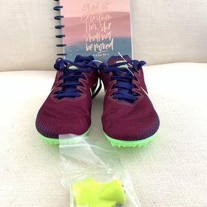 Nike zoom rival m ah1020-600 men's 7.5 new
